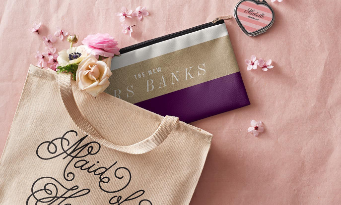 Browse our collection of Hen Party Gifts that you can customise!