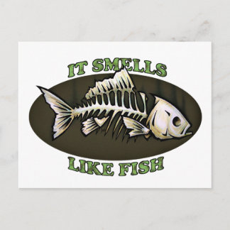 Smells like fish gifts t shirts art posters other for I smell like fish