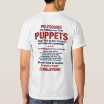 Gullible Vote Men's T-shirt
