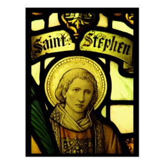 Saint Stephen Postcard