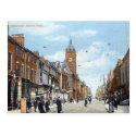 Old Postcard - Fawcett Street, Sunderland
