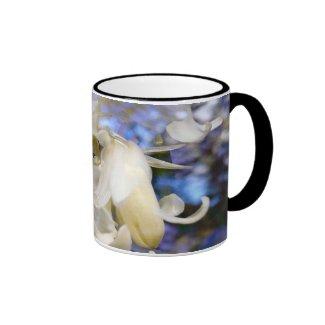 Snow Drops Ringer Mug