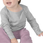 <p>Wrap your little one in luxury with this long sleeve tee from Bella. Your baby will look and feel wonderful, no matter how you customise this adorable t-shirt. It's made from super-soft, 5.8 oz., pre-shrunk 100% cotton with a 1 x 1 baby rib knit. Envelope neck for easy on/off. Imported. </p>