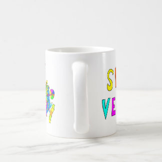 SVE custom team building mug -- Dream bold-rainbow