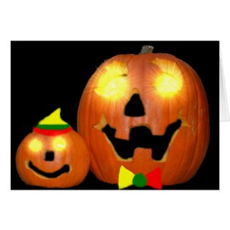 Sveikiname su Halloween Lithuanian Card