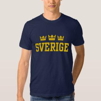 Sverige T-shirts