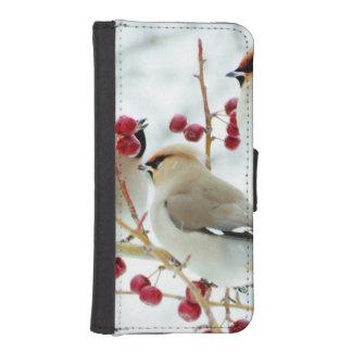 Sviristeli On Feeding iPhone SE/5/5s Wallet Case