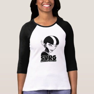 SVRG Women's raglan T-shirt