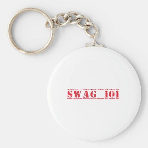 SWAG 101 KEYCHAINS