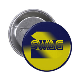 Swag 6 Cm Round Badge