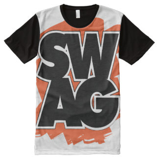 SWAG All-Over PRINT T-Shirt