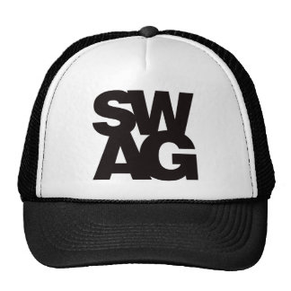 Swag - Black Cap