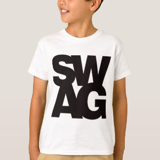 Swag - Black T-Shirt
