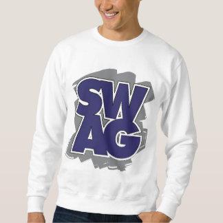 SWAG - Blue & Grey Sweatshirt
