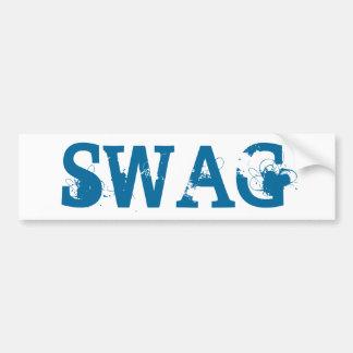 Swag Bumper Sticker