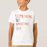 SWAG by Carson_orange Shirt