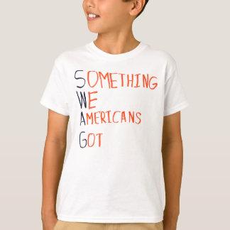 SWAG by Carson_orange T-Shirt