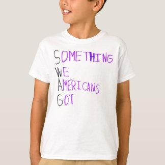 SWAG by Carson_purple Tshirts