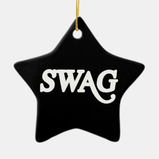 Swag Christmas Ornament