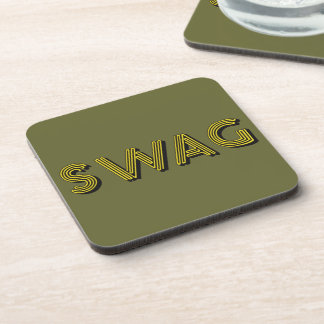 SWAG custom coasters