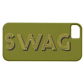 SWAG custom iPhone case