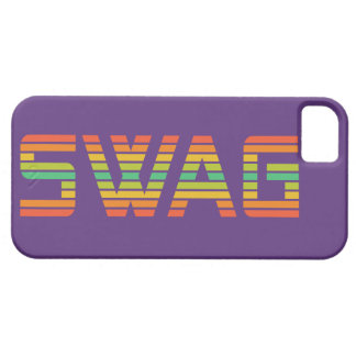 SWAG custom iPhone case