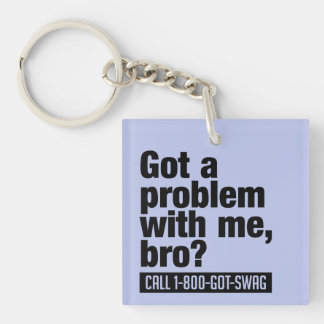 SWAG custom key chain