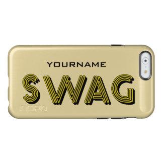 SWAG custom monogram cases