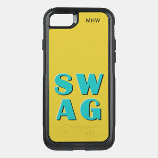 SWAG custom monogram & color cases