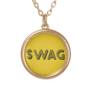 SWAG custom necklace