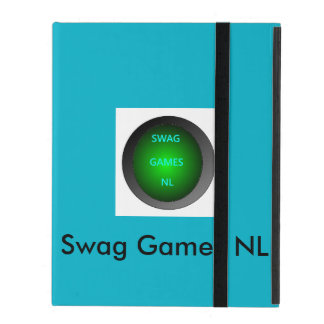Swag Games Netherlands ipad hoesje Case For iPad