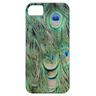 Swag Green And Blue Peacock Feathers Barely There iPhone 5 Case