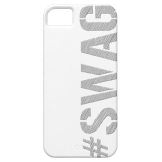 #SWAG Hashtag Case iPhone 5 Covers