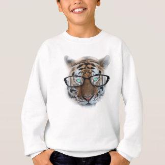 Swag Hipster Tiger Sweatshirt