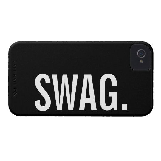 SWAG. iPhone Case