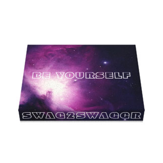 SWAG PICTURE GALAXY GALLERY WRAPPED CANVAS