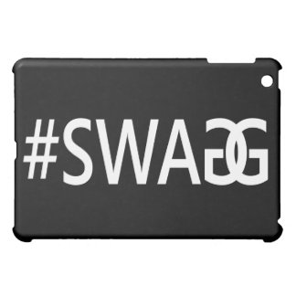 #SWAG / SWAGG Funny, Trendy, Cool Internet Quote iPad Mini Cover