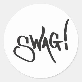 Swag Tag - Black
