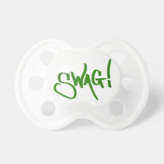 Swag Tag - Green Dummy