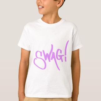 Swag Tag - Pink T-shirts