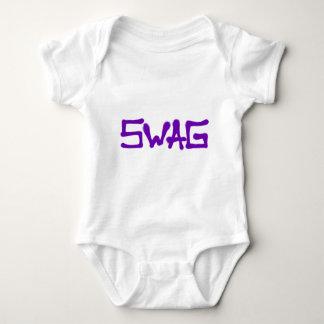 Swag Tag - Purple T-shirts