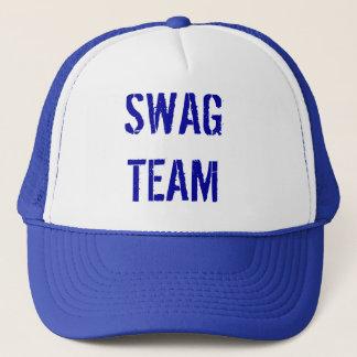 SWAG TEAM TRUCKER HAT