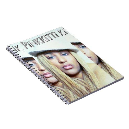 Swag #ThatsAll Notebook