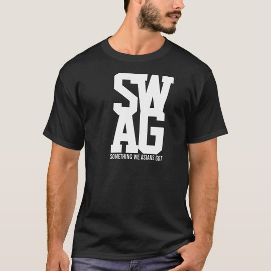 SWAG: we asians 3 T-Shirt