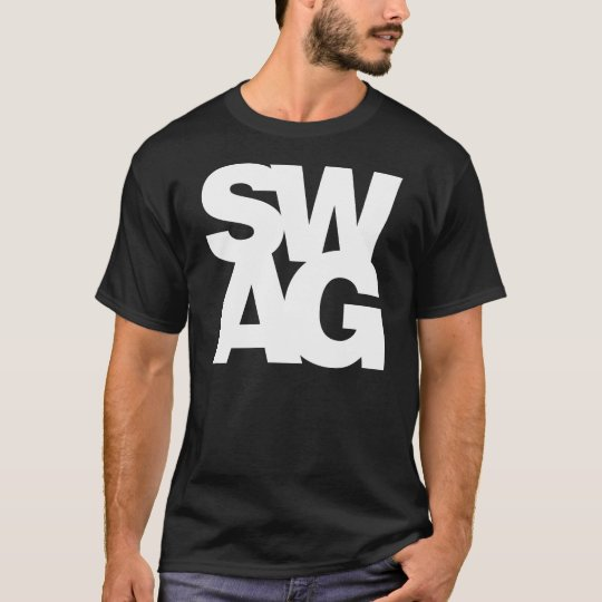 Swag - White T-Shirt