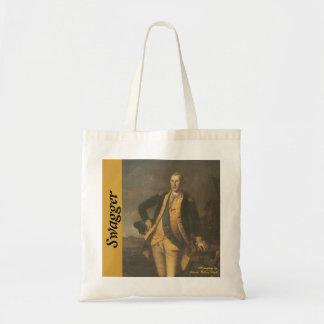 Swagger - George Washington tote Canvas Bag