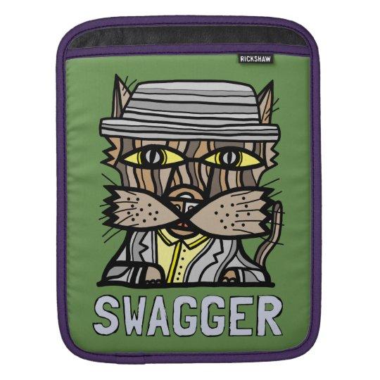 """""""Swagger"""" iPad, iPad Mini, MacBook Air Sleeve"""