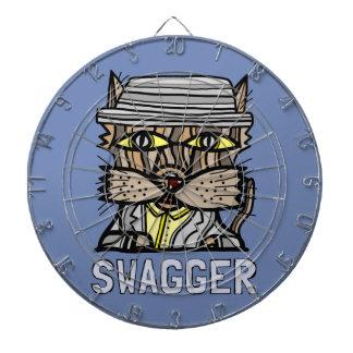 """Swagger"" Metal Cage Dartboard"