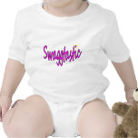 Swaggtastic Baby Bodysuit