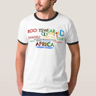 SWAHILI YACTH CLUB T-Shirt